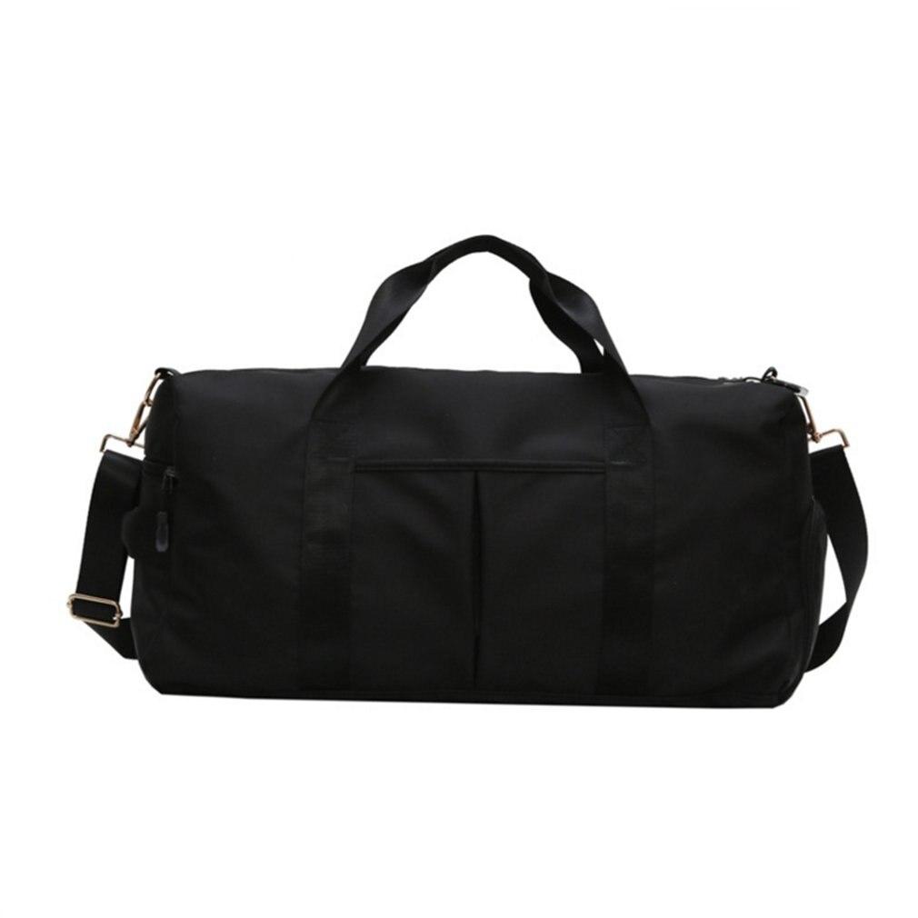 Sports Bag Waterproof One-Shoulder Training Package Large Capacity Gym Bag Universal Yoga Pack
