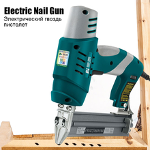 Nail-Gun Electric Woodworking-Tools F30 Single-Use/double-Use Straight