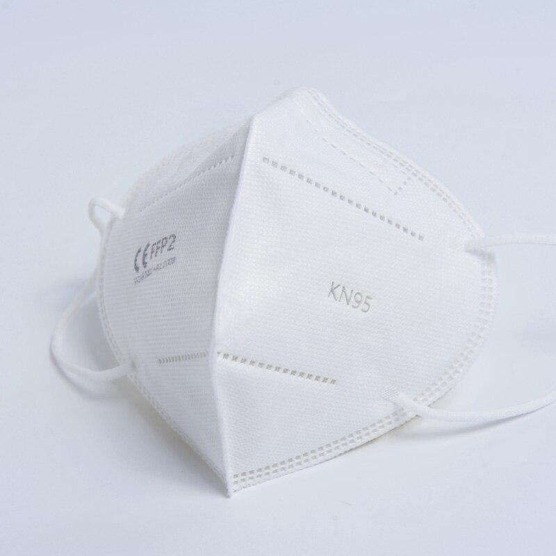 Fast Delivery Face Mask KN95 Mask ffp2 Dustproof KN95 masks Filter Filtration Protective Dust Mouth Mask 3