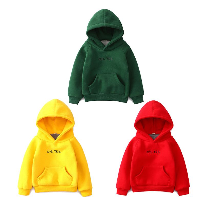 Baby Jungen Mädchen Sweatshirts Baumwolle Kinder Hoodies Buchstaben Langarm Sweatshirts