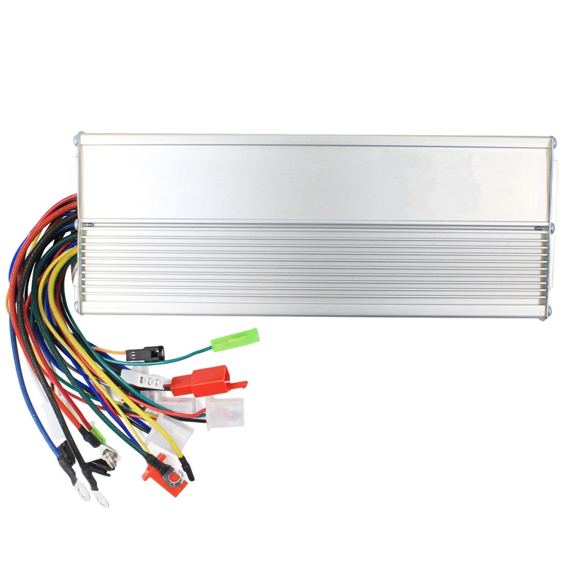 48V 1000W Electric Bicycle Controller Scooter Brushless Dc Motor Speed Controller   - title=