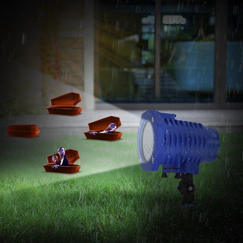 animado luz de projecao led projector 02