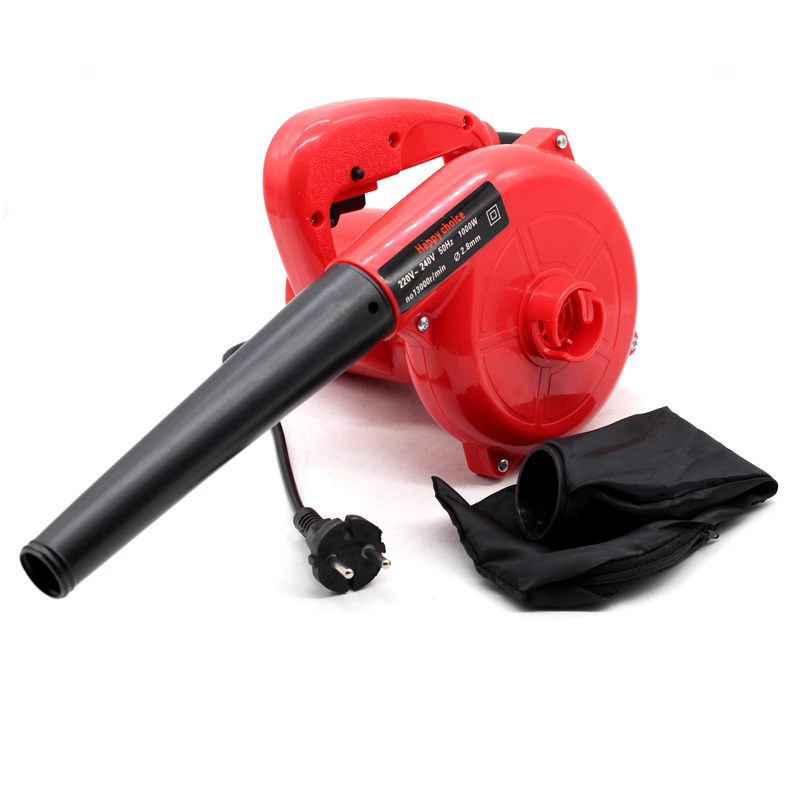 1000W 220V Electric Air Blower Vacuum Cleaner Blowing Dust Collecting 2 In 1 Computer Dust Collector Cleaner