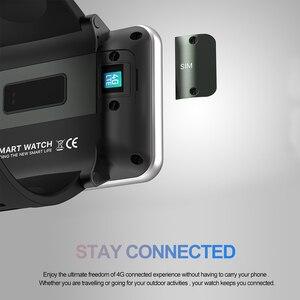 Image 5 - DM100 WiFi 4G montre intelligente 3GB + 32GB GPS Bluetooth Smartwatch appel téléphonique 5MP caméra étanche sport montre intelligente pour Android 7.1