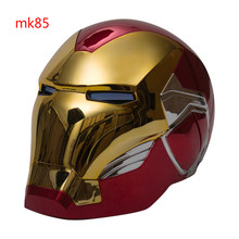 Cattoys Iron Man MK85 Helmet 1/1 ABS Mask Cosplay for Avengers Endgame Action Figure Collectible Model Toy Kids Gift
