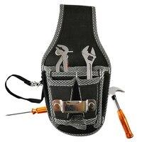 9 в 1 отвертка Набор инструментов держатель высшего качества 600D нейлоновая ткань сумка для инструментов электрик поясной карман для инструм...