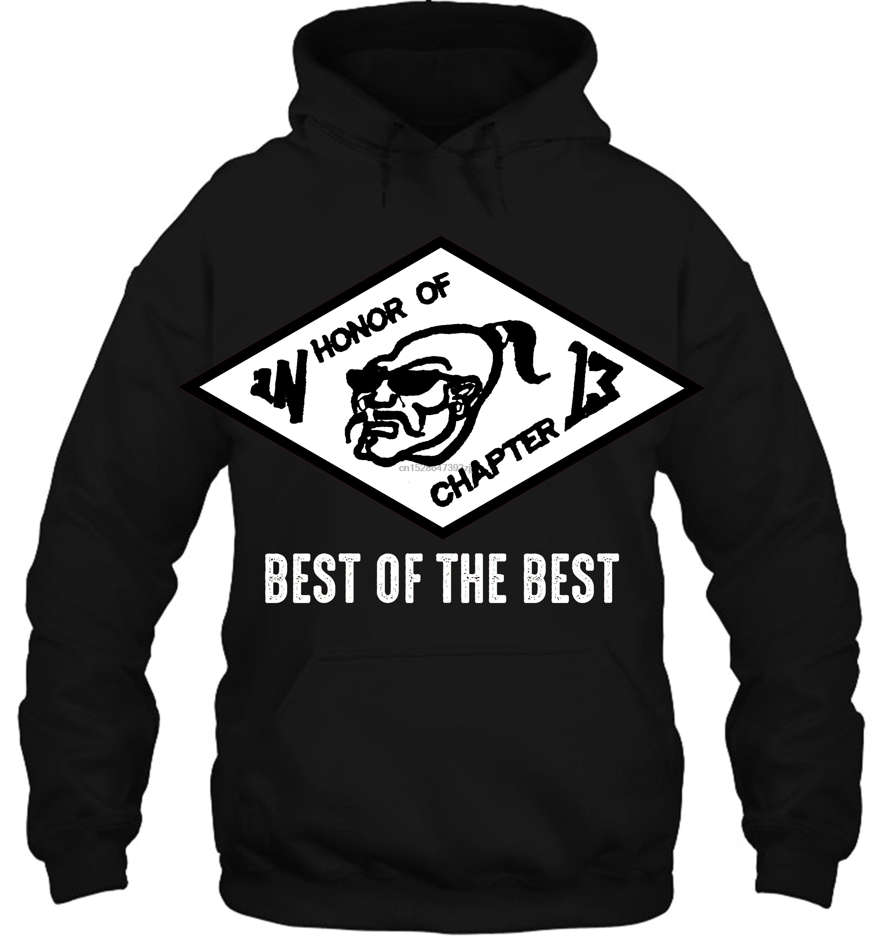 Mongols MC For Man Casual Tops Gangster Man (SizeS 6XL) Streetwear Men Women Hoodies Sweatshirts