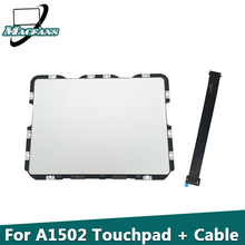 """Tested Original A1502 Touchpad With Flex Cable 821-00184-A for MacBook Pro Retina 13"""" A1502 Trackpad 2015 Year 810-00149-04"""