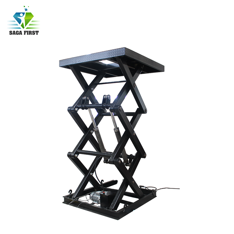 5 Meters Hydraulic Scissor Lift Table