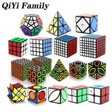 Educational-Toys Pyramid Twisty Puzzle Magic-Cube Megaminxeds Dimension Mofangge-Speed