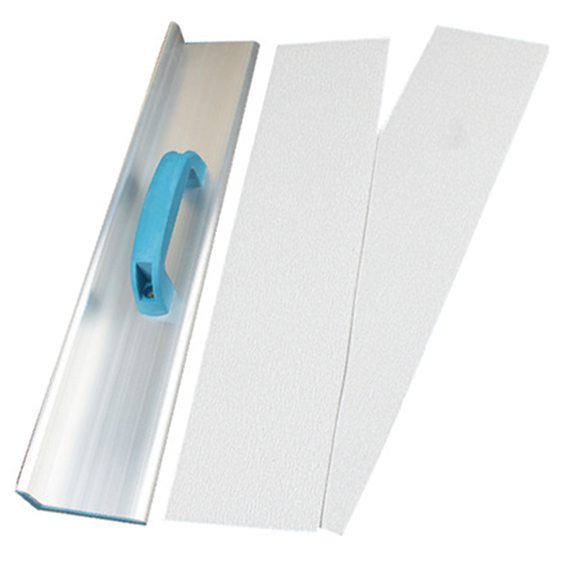 90 Degree Inside Corner Sanding Tool For Drywall Finishing Sanding Paper Holder Sander Self Adhesive Sandpaper