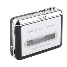 Máy Nghe Nhạc Kỹ Thuật Số Tape to MP3 Bộ Chuyển Đổi USB Băng Cassette Adapter Loa Nghe Nhạc HIFI