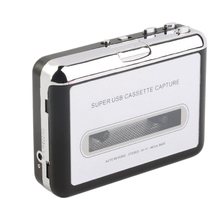 Walkman Digital Tape to MP3 Converter USB CASSETTE ADAPTER เครื่องเล่นเพลง HIFI