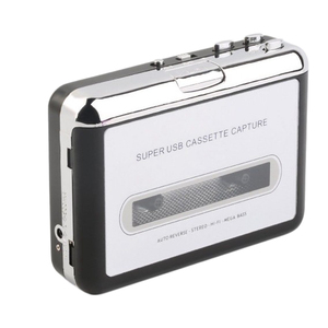 Image 1 - Walkman digital Tape to MP3 conversor usb cassete adaptador de alta fidelidade leitor de música
