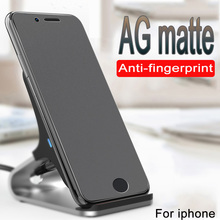 Frosted matte glass For iphone 7 8 Plus X XS MAX 11 PRO tempered glass for XR 11 pro 6 6S Plus Screen Protector Protector Glass cheap So two Front Film Apple iPhone iphone xs iPhone 6 plus IPHONE XS MAX IPHONE XR iPhone 6s IPHONE 8 IPHONE 7 PLUS iPhone 6s plus