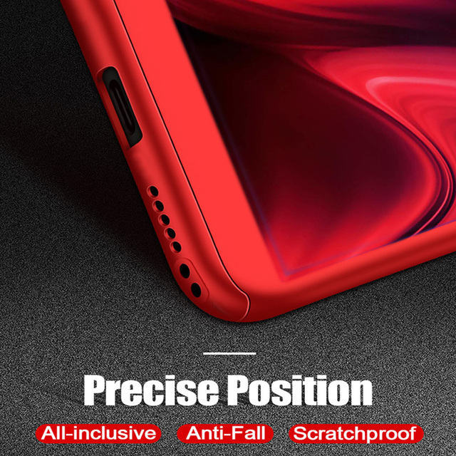 360 Full Cover Shockproof Case For Huawei P30 P20 P10 P40 Lite Mate 10 20 30 Pro Case Y5 Y6 Y7 Prime P Smart 2019 Protection Bag 6