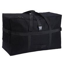 Sac de bagage étanche de grande capacité 158, sac dexpédition pour études à létranger, en tissu Oxford, rangement repliable