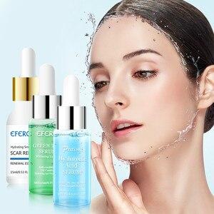 Image 1 - Whitening Face Serum Hyaluronic Acid Hydrating Moisturizer Skin Repair Fine Lines Essence Serum Skin Face Cream Anti Wrinkle