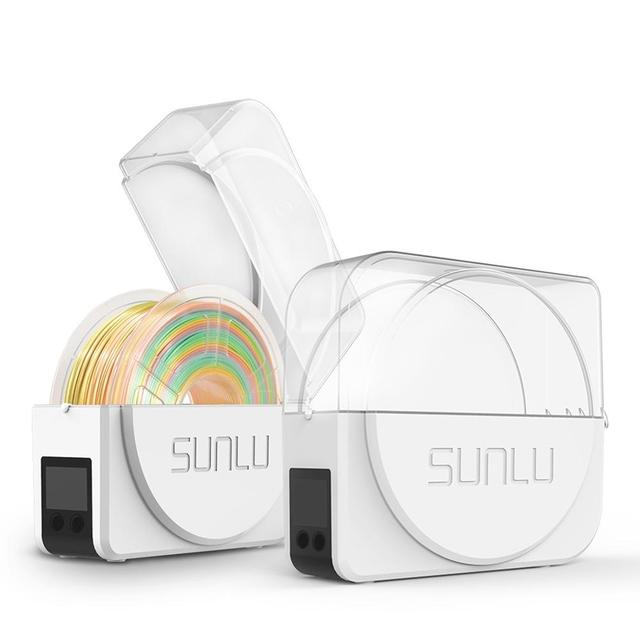 Eenotepad 3D Printing Filament Dry Box Dryer Filament For PLA PETG SILK  Filament Dry Measuring Filament Printing Accessories 1