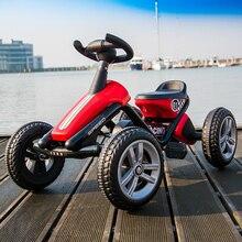 Веломобиль 4 педаль колеса велосипед для От 1 до 5 лет детей кататься на игрушке мальчиков Подарки для девочек на день рождения активного отдыха тренировки