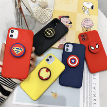 Japan Murakami Takashi Zon bloem case voor iphone 7 6 s 8 plus X XS 11 Pro Max Xr cover voor Samsung galaxy S6-S10 Note 8 9 coque(China)