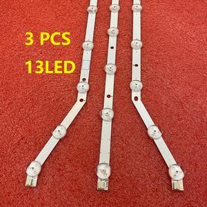 Image 2 - 3 Pçs/set 13LED tira Retroiluminação LED para UN40J6200 UE40H6203AW UE40H6203AK UE40EH5300 D3GE 400SMB R3 400SMA R2 BN96 28767B 28766A