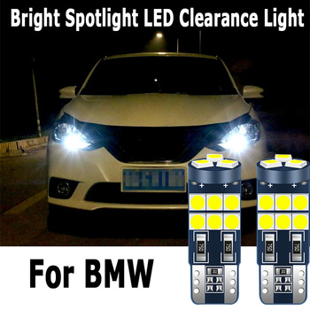 1pcs Car LED Clearance Light W5W T10 Bulb Canbus For BMW E91 E92 E39 E38 E34 F11 E60 E84 E87 F20 E70 e46 e90 x1 x5 e36 f10 f30 3 image