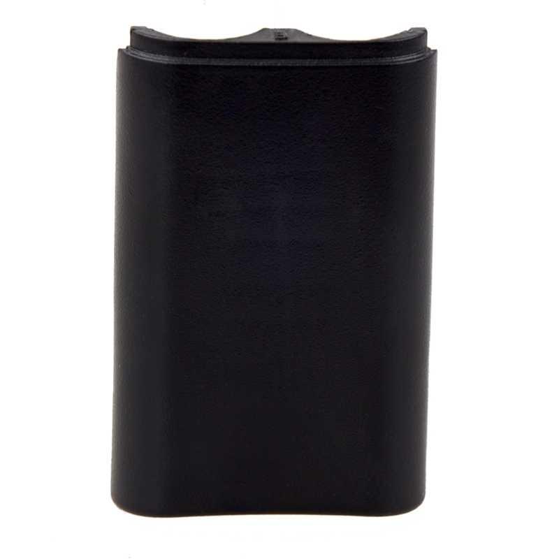 แบตเตอรี่กลับกรณี Shell Pack สำหรับ Xbox 360 Wireless Controller สีดำ #8