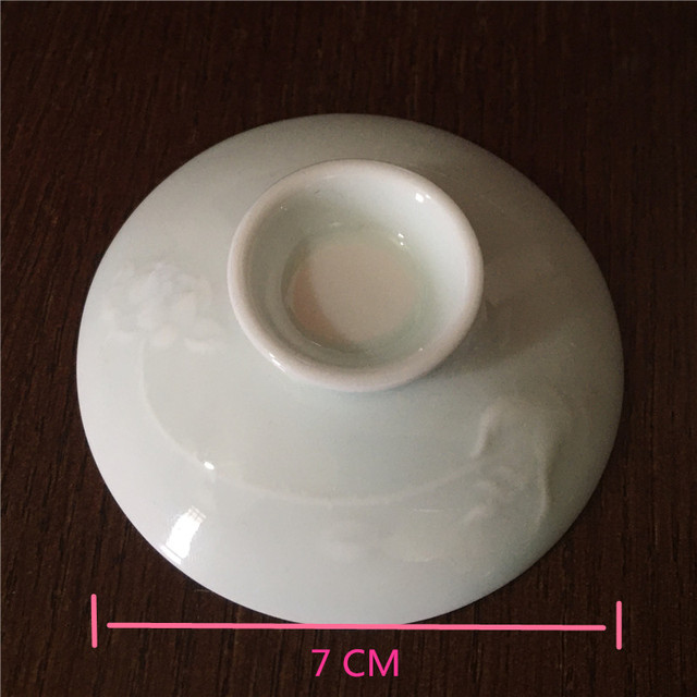 2020 Chinese High Quality porcelain GaiWan A1038
