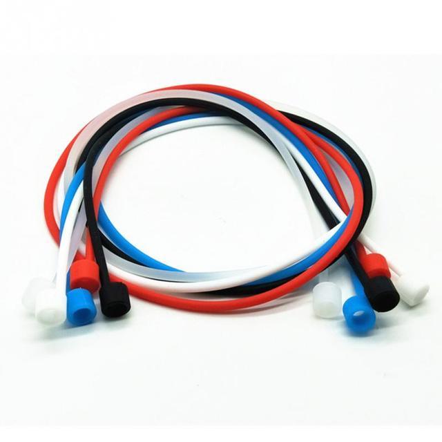 Pour Apple Airpods écouteur corde sport sans fil écouteurs Anti-perte corde lanière écouteurs Anti-perte corde Silicone câble cordon