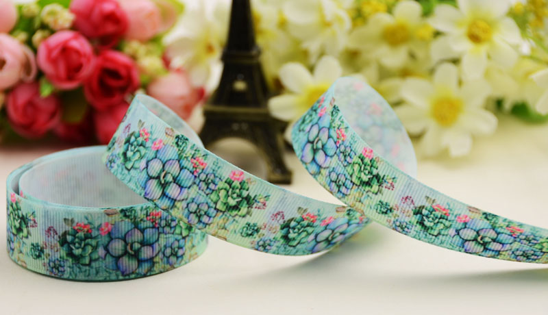 2 METRE DOC MCSTUFFINS RIBBON SIZE INCH BOW HEADBANDS BABY HAIR BIRTHDAY CAKE