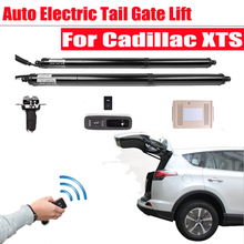 Car Electronics smart automatic electric tail gate lift For Cadillac XTS 2013-2015 2016 2017 Tailgate Remote Control Trunk Lift car electric tail gate lift special for lexus es 2018 easily for you to control trunk