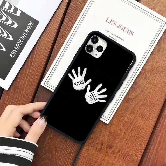 THE UMBRELLA ACADEMY THEMED IPHONE PHONE CASE (12 VARIAN)