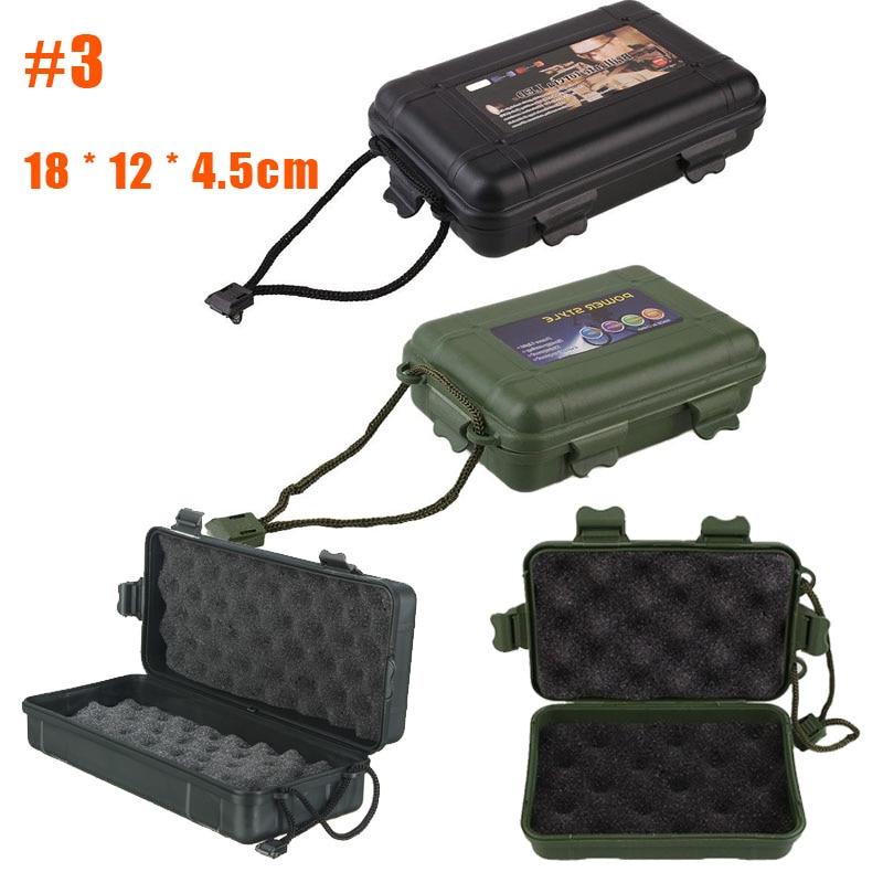 Storage Box Torch Plastic Black Light General Tool 3# Flashlight Pen Activity Case Kit