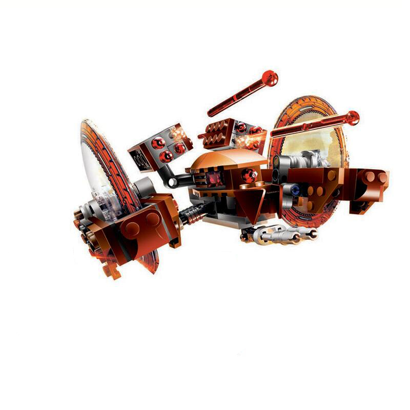 New Star Tie Fighter MicroFighters Wars The Rise of Skywalker With Building Blocks Legoinglys StarWars 75257 Toys For Children 1