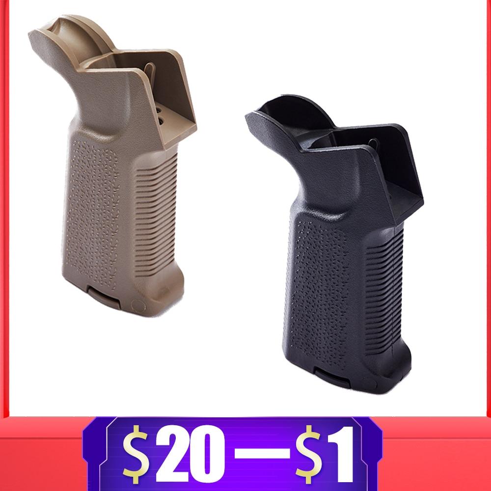 Tactical Nylon Grip Handle For AR15 M4 M16 BD556 JinMing8 Jinming9 Gen9 Air Gun Airsoft Gel Blaster Rifle Paintball Accessories