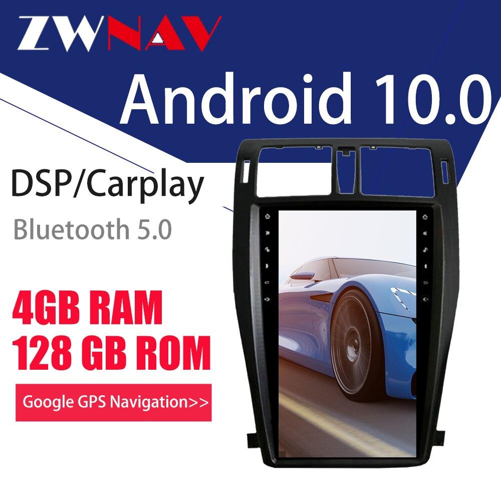 Купить tesla экран для toyota crown 13 го поколения android 10 px6