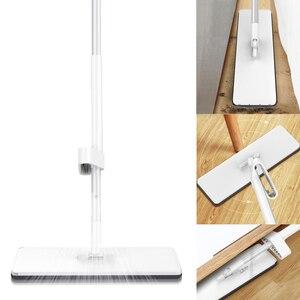 Image 5 - Spray Mop Hand Free Self Wringing Microfiber Flat Floor Mop Kit Dry And Wet Cleaning Mop For Hardwood Floor Laminate Wood Tile