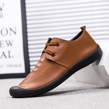 2019 New Fashion Flat Shoes Mens Casual Youth Comfortable and Wearable
