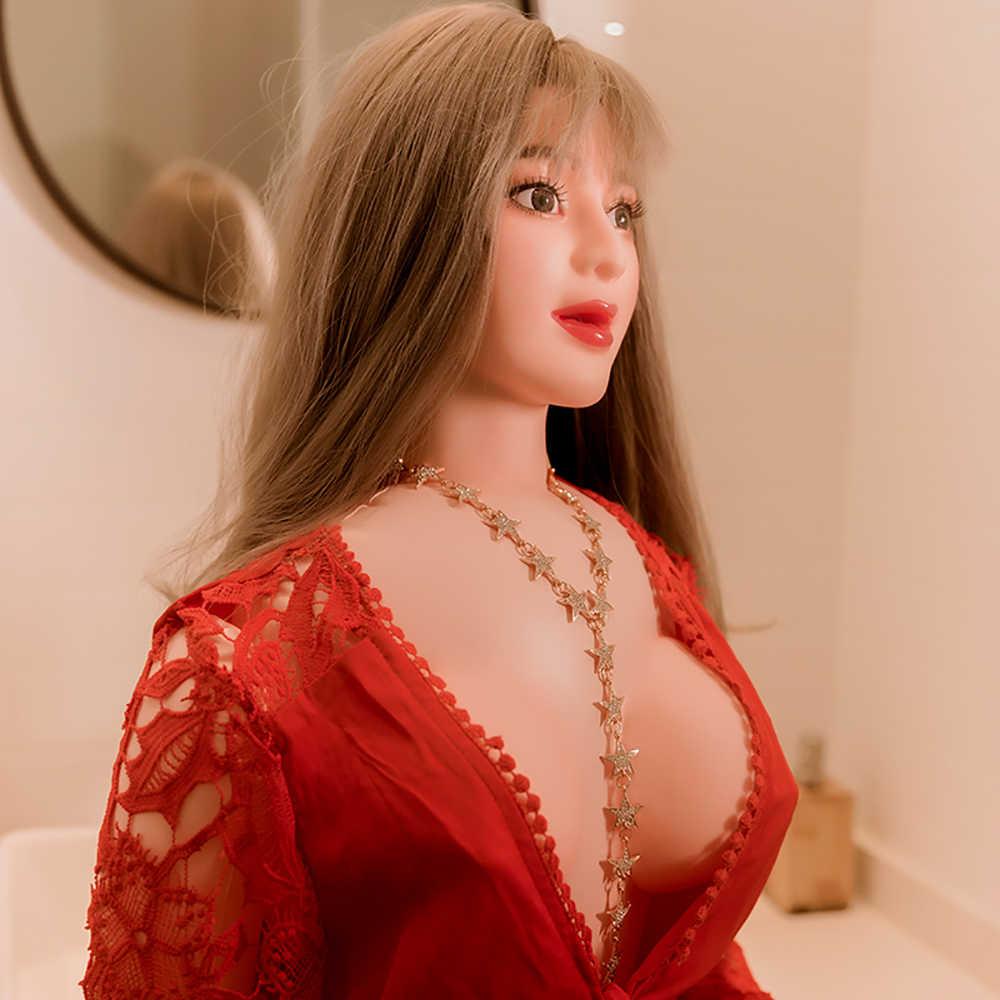 New Inflatable Boneka Seks untuk Pria Masturbators dengan Vagina Anal Oral Mainan Seks untuk Pria Dewasa Produk Seks