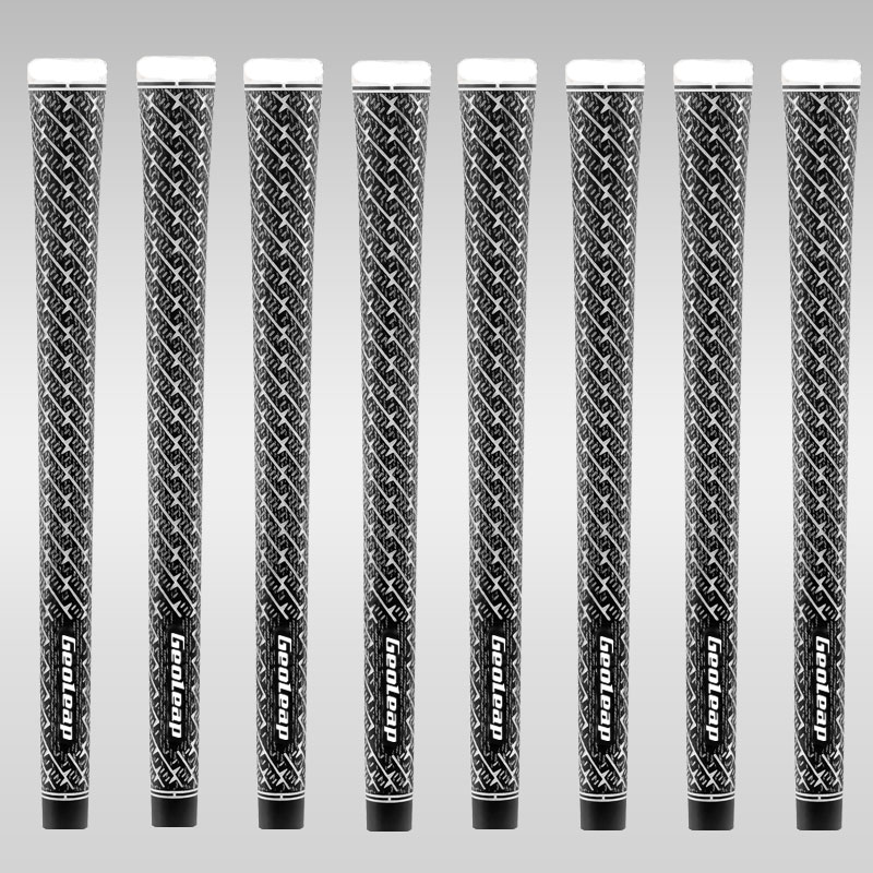 Carbon Yarn Golf Grips STANDARD/MIDSIZE Two Sizes 10pcs/lot Selection Golf Grip Free Shipping