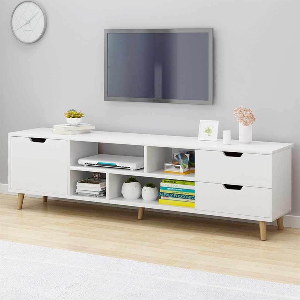 meuble tv amovible portable console