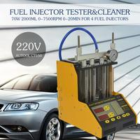 AUTOOL CT150 Gasoline Fuel Injector Cleaner Injection Tester For Car/Motor/Van