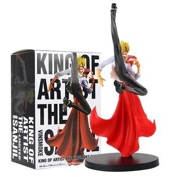 Figura de Sanji Vinsmoke de One Piece (25cm) Figuras de One Piece Merchandising de One Piece