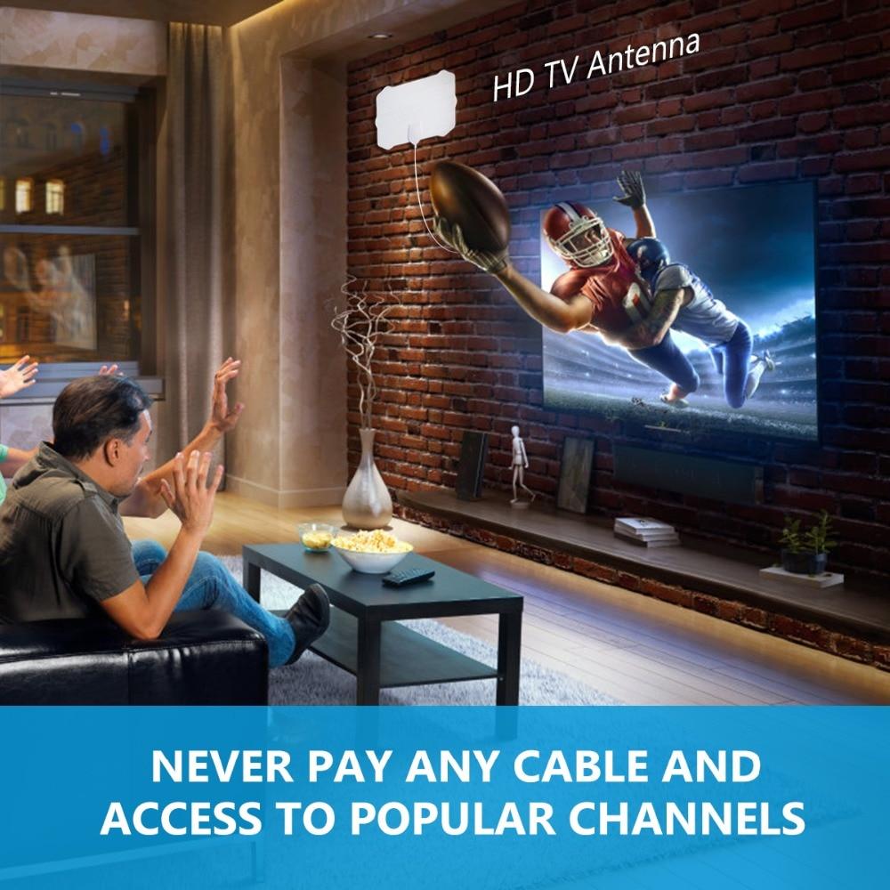 შიდა ციფრული HDTV ანტენის - სახლის აუდიო და ვიდეო - ფოტო 3