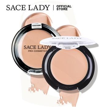 SACE LADY Face Concealer Cream Makeup Primer Invisible Pores Corrector Eye Make Up Base Foundation Cosmetic Wholesale недорого