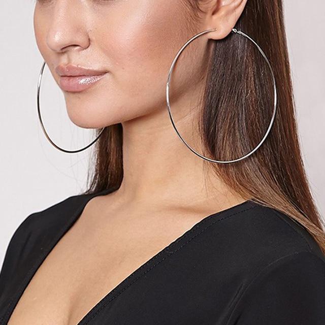 Super Big Hoop Earrings 6