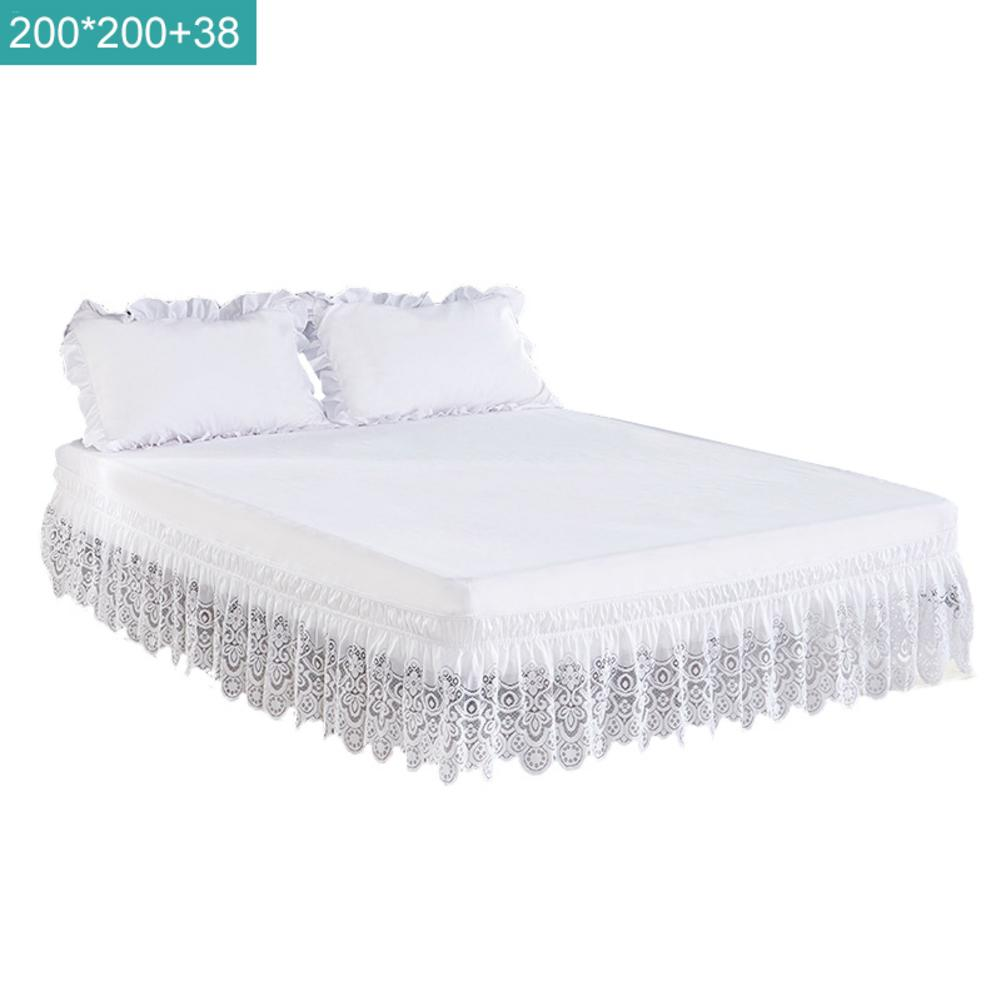 Hot Sell Bed Skirt Fashion Bedclothes Bedding Wrap Around Bed