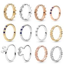 Кольца на палец с экзотическими камнями и полосками, серебряные/золотые кольца с кристаллами для женщин, ювелирные изделия, Подарок на годовщину, помолвку, anillos mujer