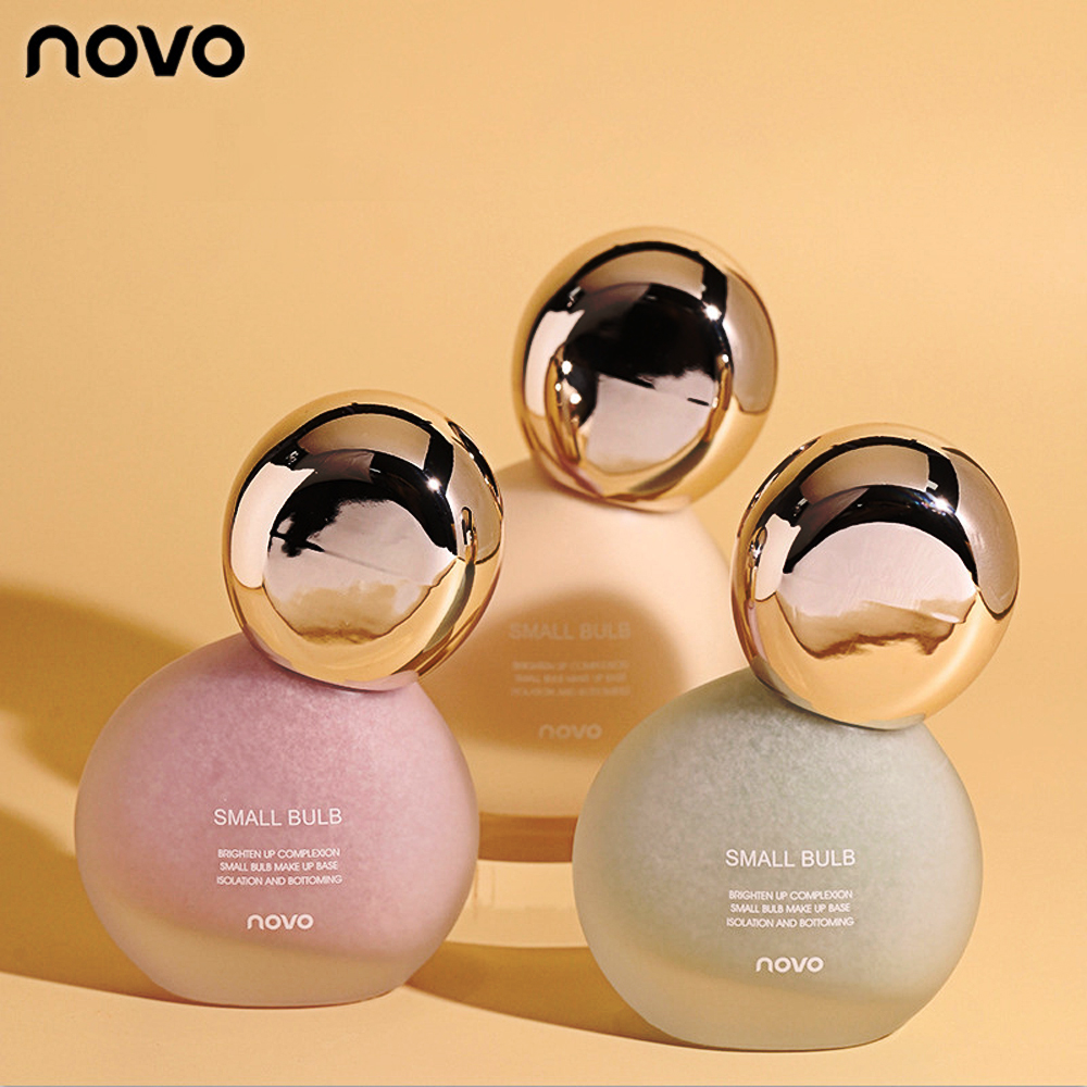 Novo New Flawless Moist Liquid Foundation Concealer Moisturizing Repair Yan Nude Makeup Foundation Beauty Cosmetics